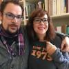 Entrevista à poeta e ensaísta galega María do Cebreiro