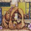 O Bardo n' As Crechas, diálogo artístico de Cristina Veira e Xoán Curiel