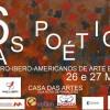 Raias Poéticas 2017: Luís Serguilha
