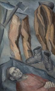 Colmeiro A morte, 1928