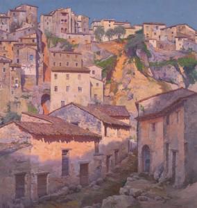 Antícoli (1924, Pinacoteca Fernández del Riego, Vigo