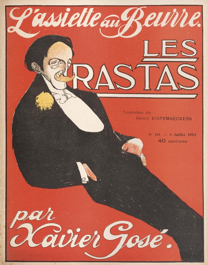 Gosé. L'Assiette au Beurre.1903.Museu Jaume Morera