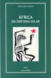 Xosé Lois García África em Sinfonia Solar portada