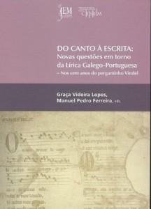 Graça Videira Lopes Do canto à escrita