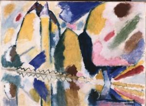 Kandinsky, Outono II,1912
