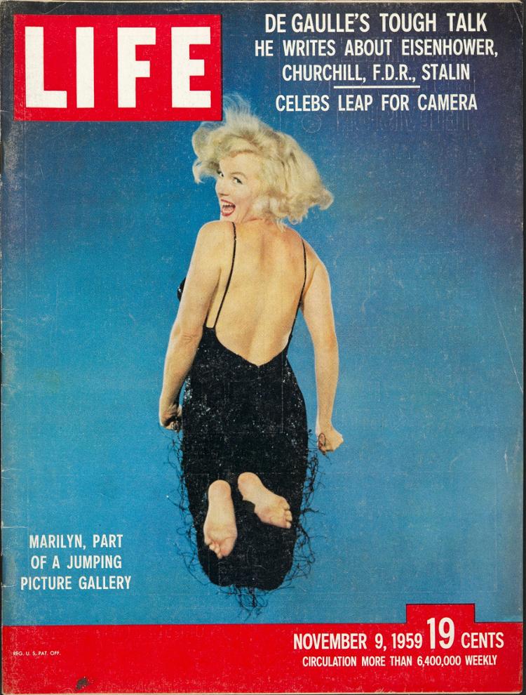 halsman-portada-life-marilyn-monroe1959