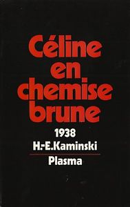 Kaminski Céline en chemise brune