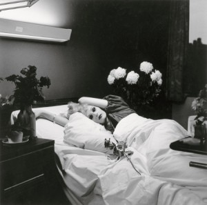 Hujar. Candy Darling on Her Deathbed.1973