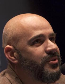 Afonso Cruz por Carlos Quiroga