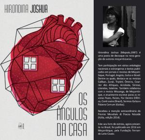 Hirondina Joshua Os ângulos da casa. capa_brasil