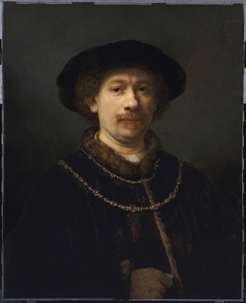 rembrandt-autorretrato-con-gorra-y-dos-cadenas-1642