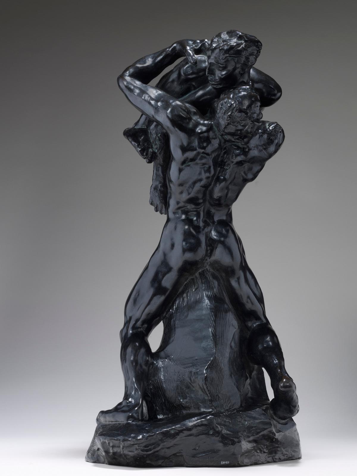Rodin_Je suis Belle_1885