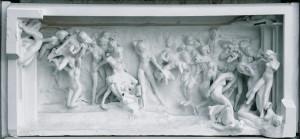 Rodin_Tympan de la Porte de lEnfer_1885